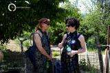 Osho Inipi Circle 21° anno - sabato, in attesa del primo Inipi