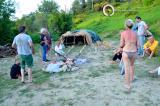 Osho Inipi Circle 21° anno - sabato, dopo la fine del secondo Inipi
