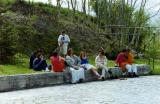 1999 Osho's Dream, Gran Sasso - smoking temple