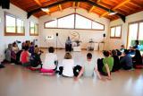 La sala del corso - Dalla Paura all'Amore, trasformare le separazioni fondamentali - Belluno maggio 2015