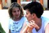 Momenti del corso Dalla Paura all'Amore, trasformare le separazioni fondamentali - Belluno maggio 2015