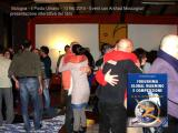 """Arshad Moscogiuri presentazione libro """"Fukushima Global Warming Competizione"""" al Posto Umano di Bologna, febbraio 2014"""