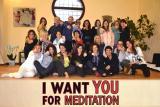 Corso per condurre Meditazioni, marzo 2017 - foto di gruppo